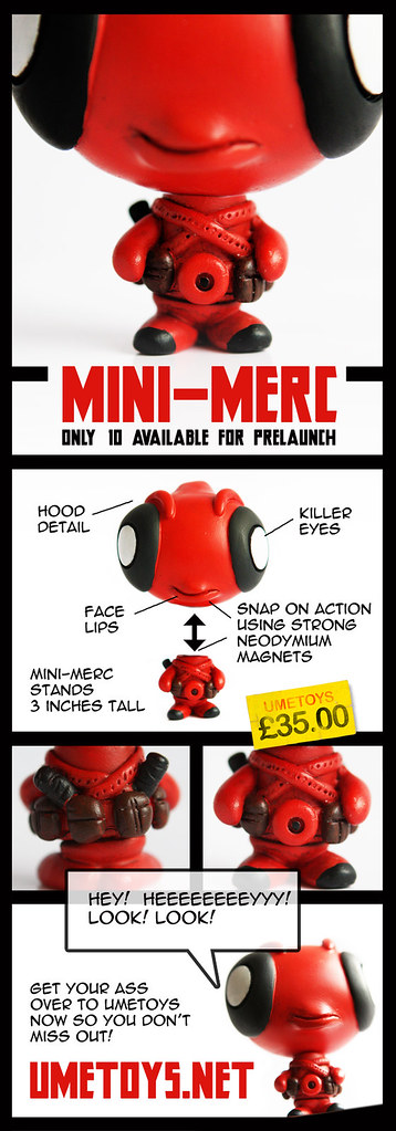 Mini-Merc now available