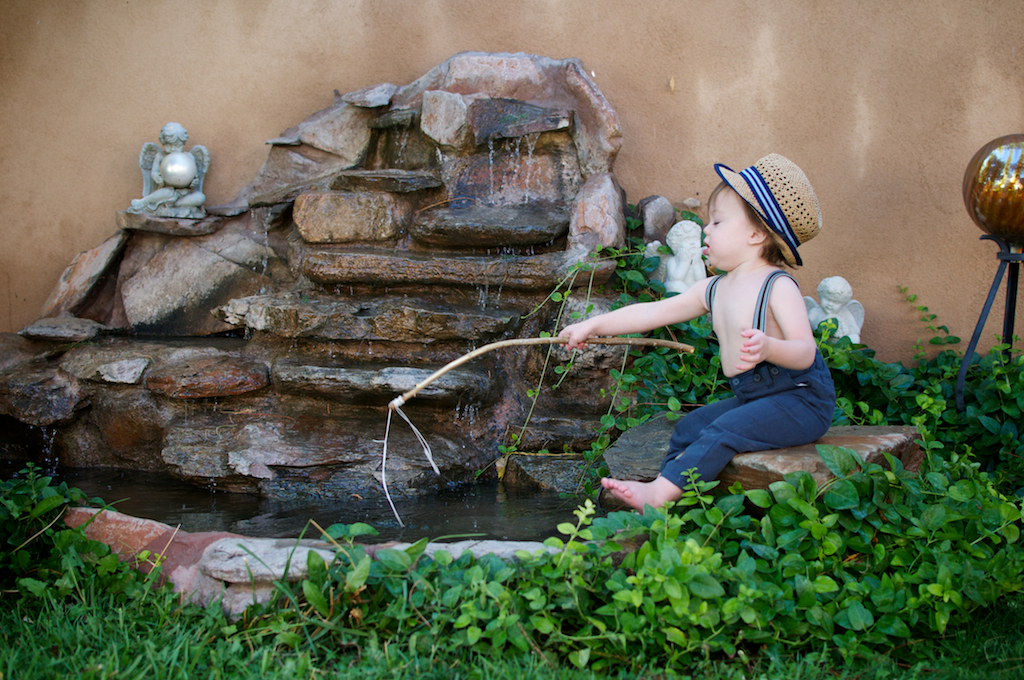 Mr. S 1 Year {Albuquerque Children's Photographer}