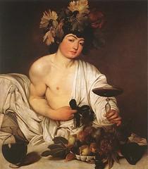Dionysus-caravaggio-bacchus