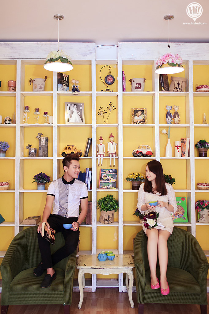 Couple sweet: Nhật Huân - Ngọc Nhỏ Bé