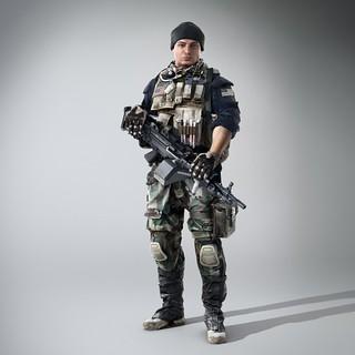 Battlefield 4 - Clayton Pakowski - PAC