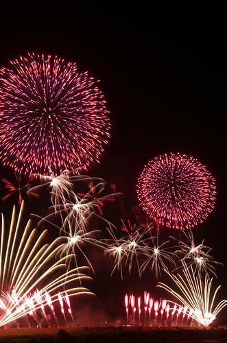 2013 第25回神明の花火 25th Shinmei Fireworks Festival
