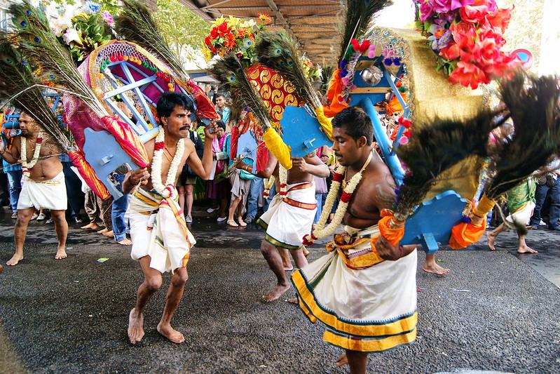 Fête de Ganesh 2013