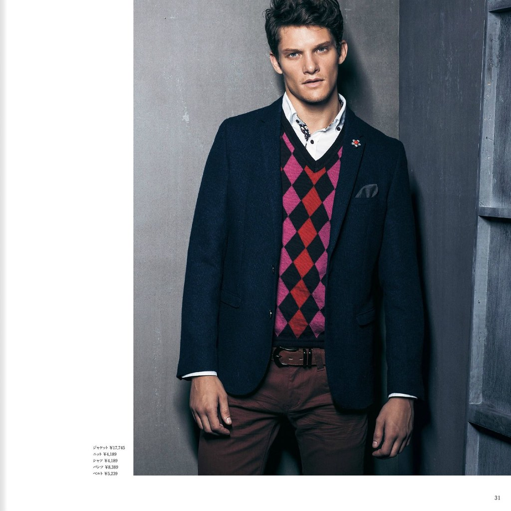 m.f.editorial Men's Autumn Collection 2013_010Danny Beauchamp, Kye D'arcy