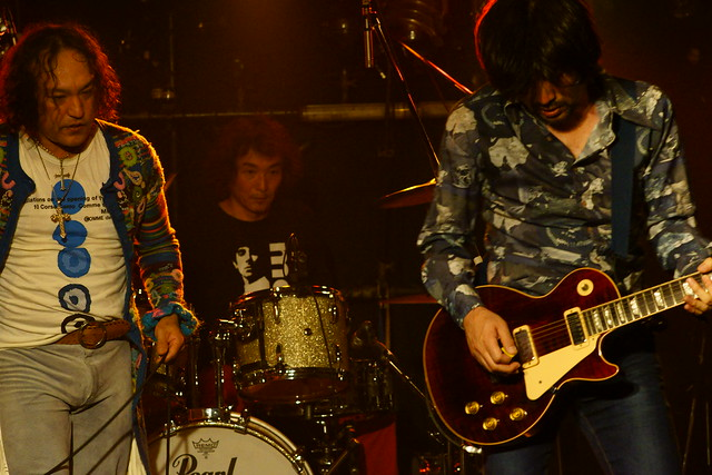 THE ELECTRIC EEL live at ShowBoat, Tokyo, 07 Sep 2013. 225