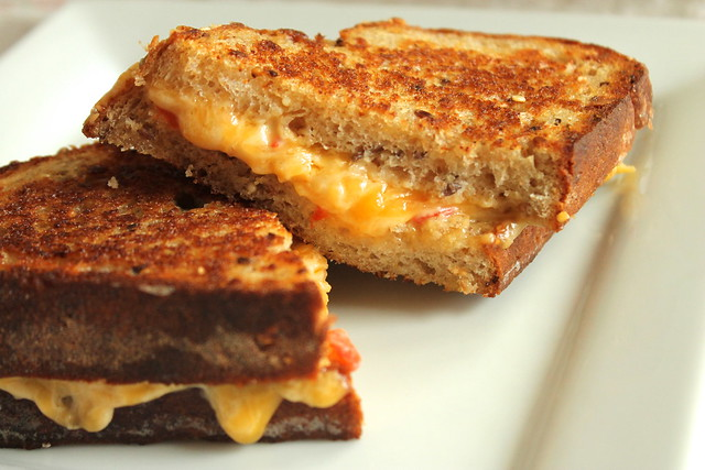 9810425335 a2a54d92f5 z Grilled Pimento Cheese