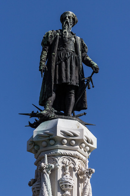 Header of Vasco da Gama