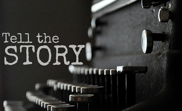 If You Think Your Story is Too Ordinary