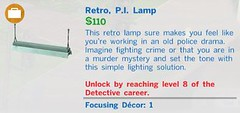 Retro PI Lamp
