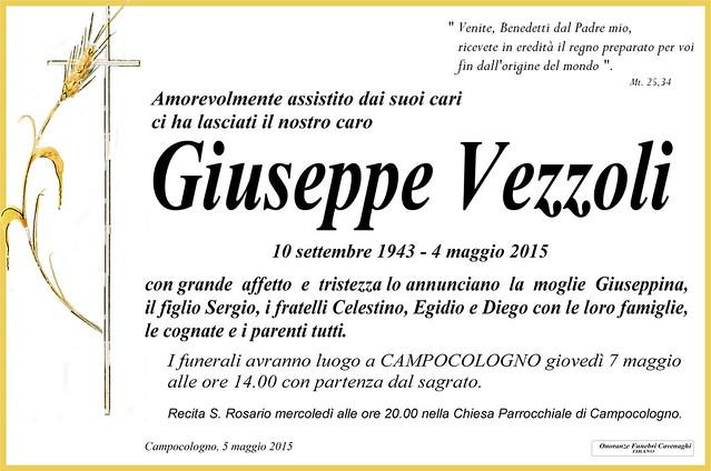 Vezzoli Giuseppe