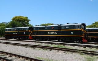 Image of Rovos Rail.