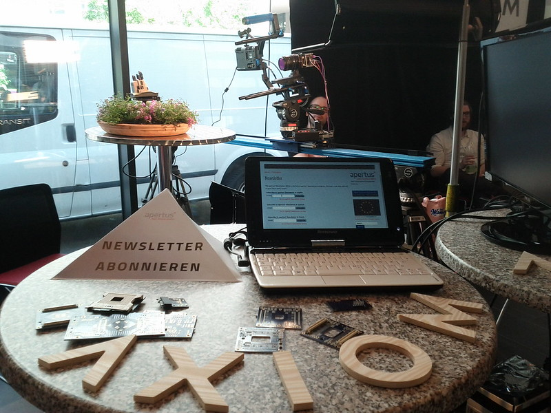 Linuxwochen Wien 2015