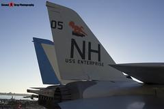 158978 NH-105 - 39 - US Navy - Grumman F-14A Tomcat - USS Midway Museum San Diego, California - 141223 - Steven Gray - IMG_6572