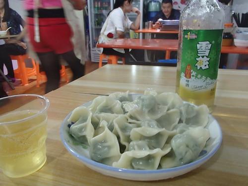 在上海 北京餃子 - naniyuutorimannen - 您说什么!