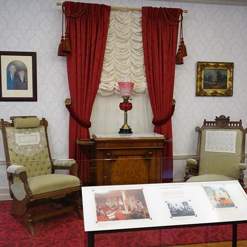 ディズニーランドのアパートメントにあった家具。