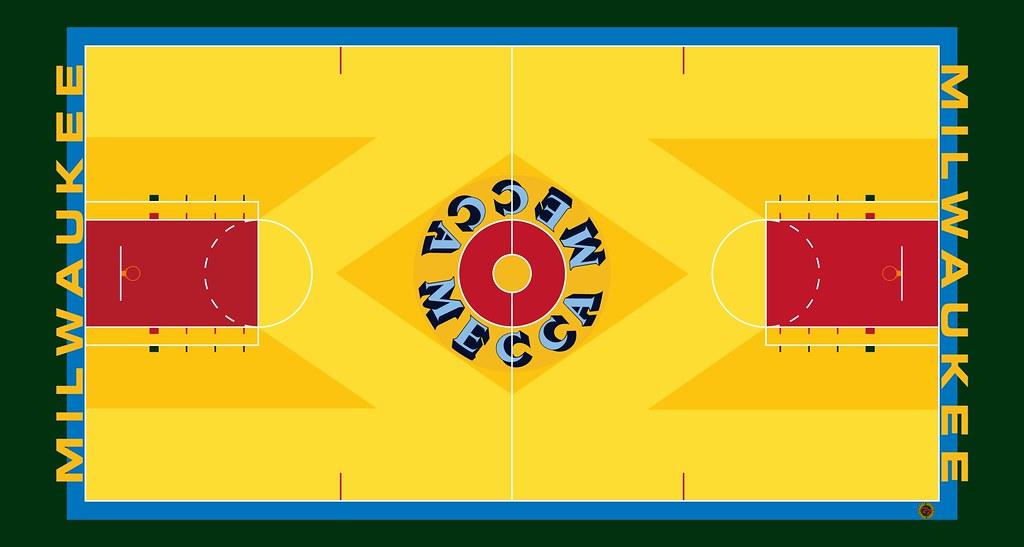 MECCA Arena (1977/1979)