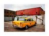 Hackney Cab.