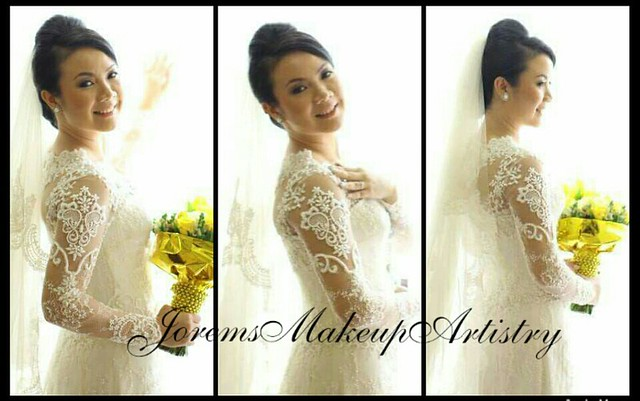 Manila Bridal Hair and Makeup by Jorems