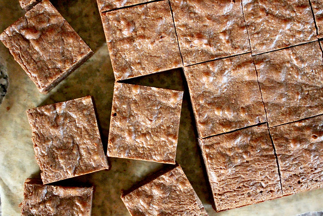 Milk Chocolate Malted Brownies - 11