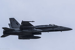 F/A-18A Hornet VMFA-115 Silver Eagles VE-205
