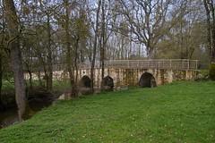 Vieillevigne - Pont des Douzils sur l'Ognon
