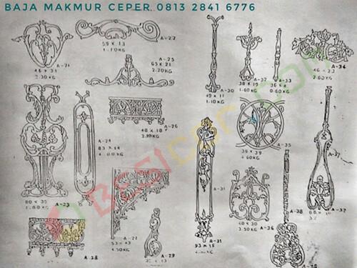 Katalog Pagar Antik