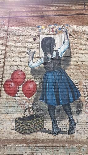 #ArteCallejero #StreetArt  #Esperanza #SantaFe #Argentina