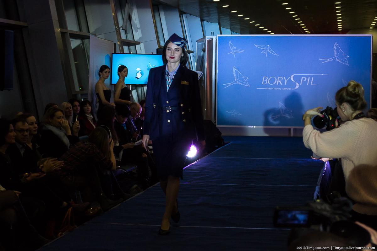 Форма стюардесс Bravo Airways