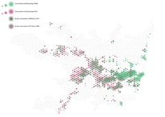 Shifting Geography of Disadvantage in Sydney 1986-2011
