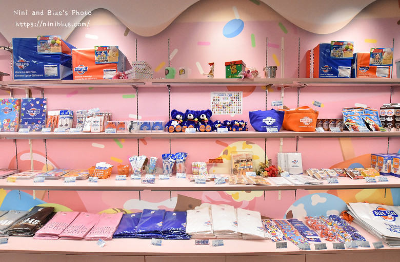 沖繩blueseal冰淇淋美食24