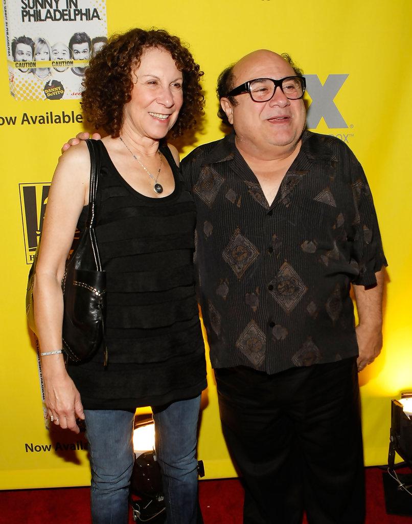 Фото | Дэнни Де Вито с женой