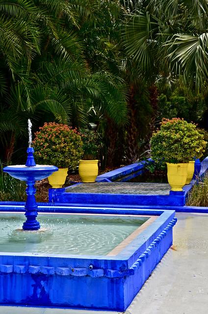 Jardin majorelle marrakech flickr photo sharing for Jardin 85 cipolletti