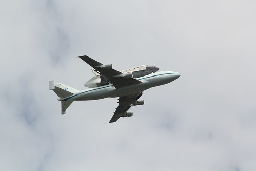 Discovery flyover #4