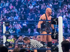 Ryback vs. James Lerman