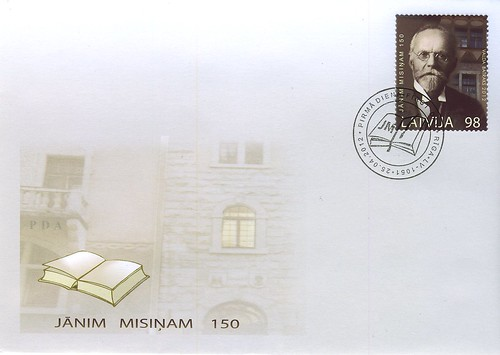 J.Misiņam 150