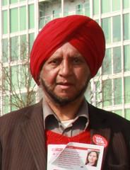 Cllr Rajwant Sidhu