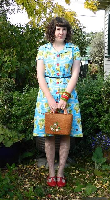 Simplicity 5179 dress