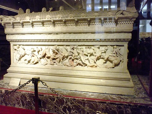 Museo Arqueológico, Estambul