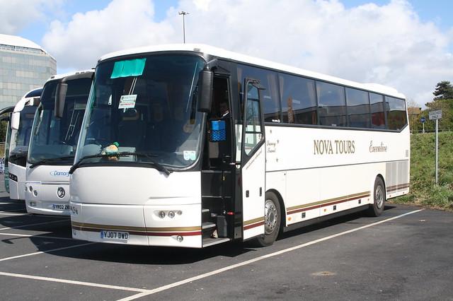 Nova Tours Liverpool Ny