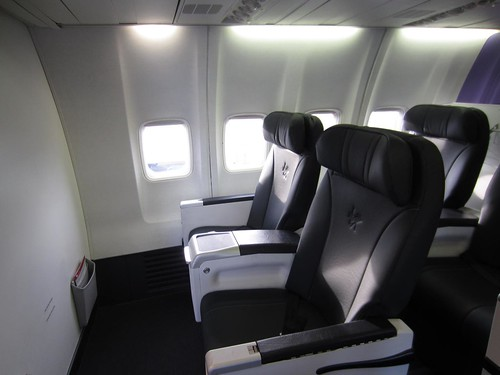 Virgin Australia Business Cabin