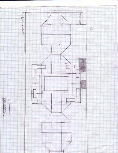 Courtyard blueprint 2