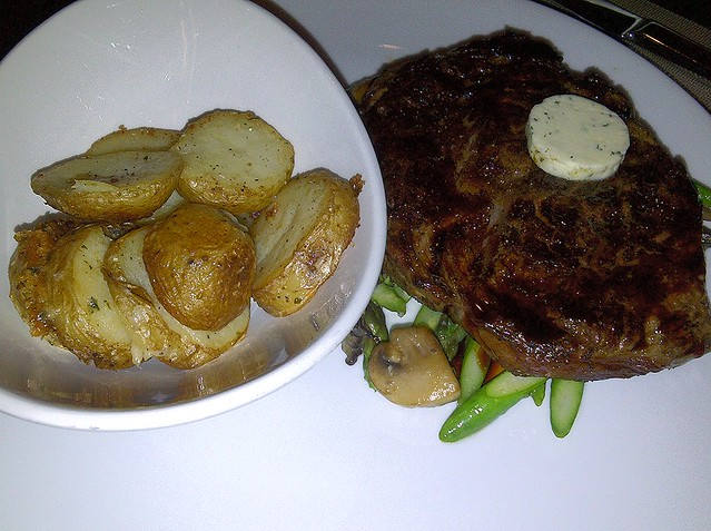 Prime Rib Eye roasted 2