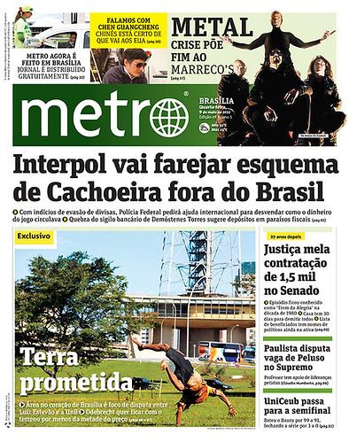 Metro Brasília