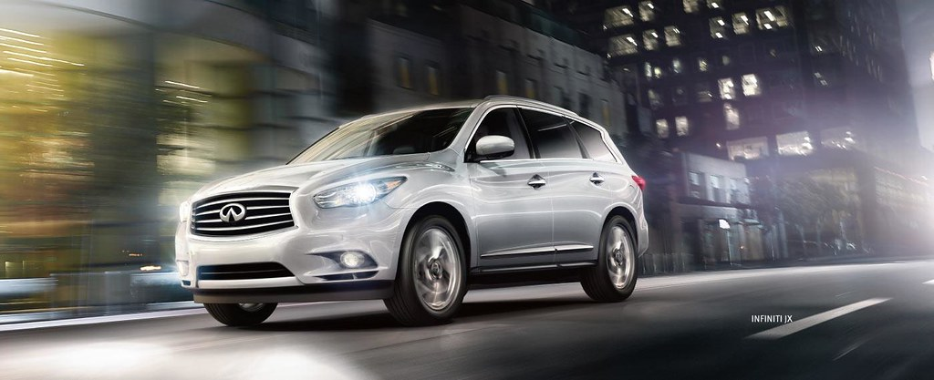 The All-New 2013 Infiniti JX