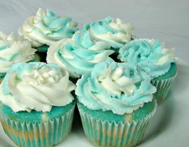 Jello Cake Frosting Recipe: Jello Swirl Cupcakes With Jello Buttercream And Recipe Link
