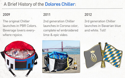 History of the Chiller