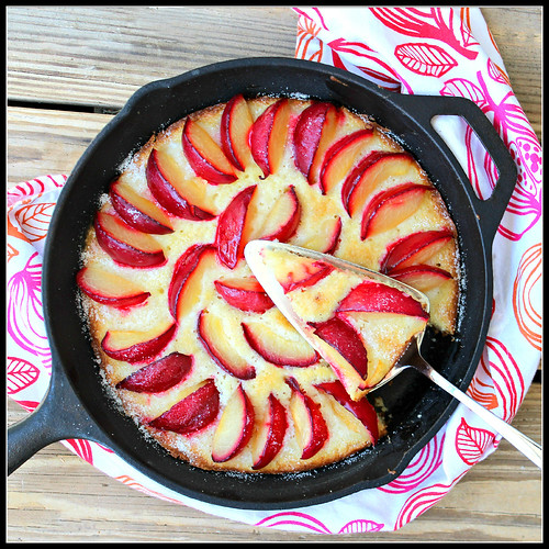 plum cake plum skillet cake slice the 2 plums into slices bake for 30 ...