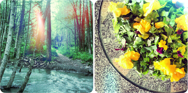 Sunday Run and Salad