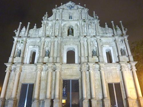 C-Macao - Vieille Ville-Eglise St-Paul (26)