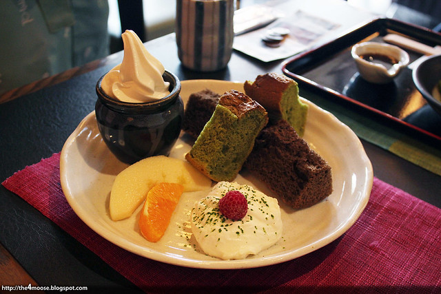 中村藤吉本店 - Dessert Platter